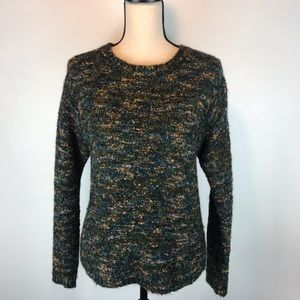Carducci Vintage Wool Blend Sweater Woman's Large